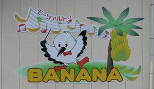 Mozart banana