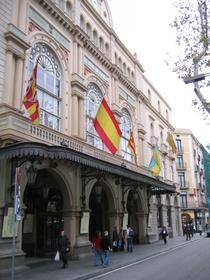 Gran Teatre del Liceu Barcelona